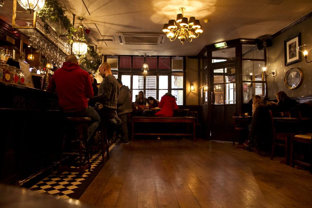 pubs-london