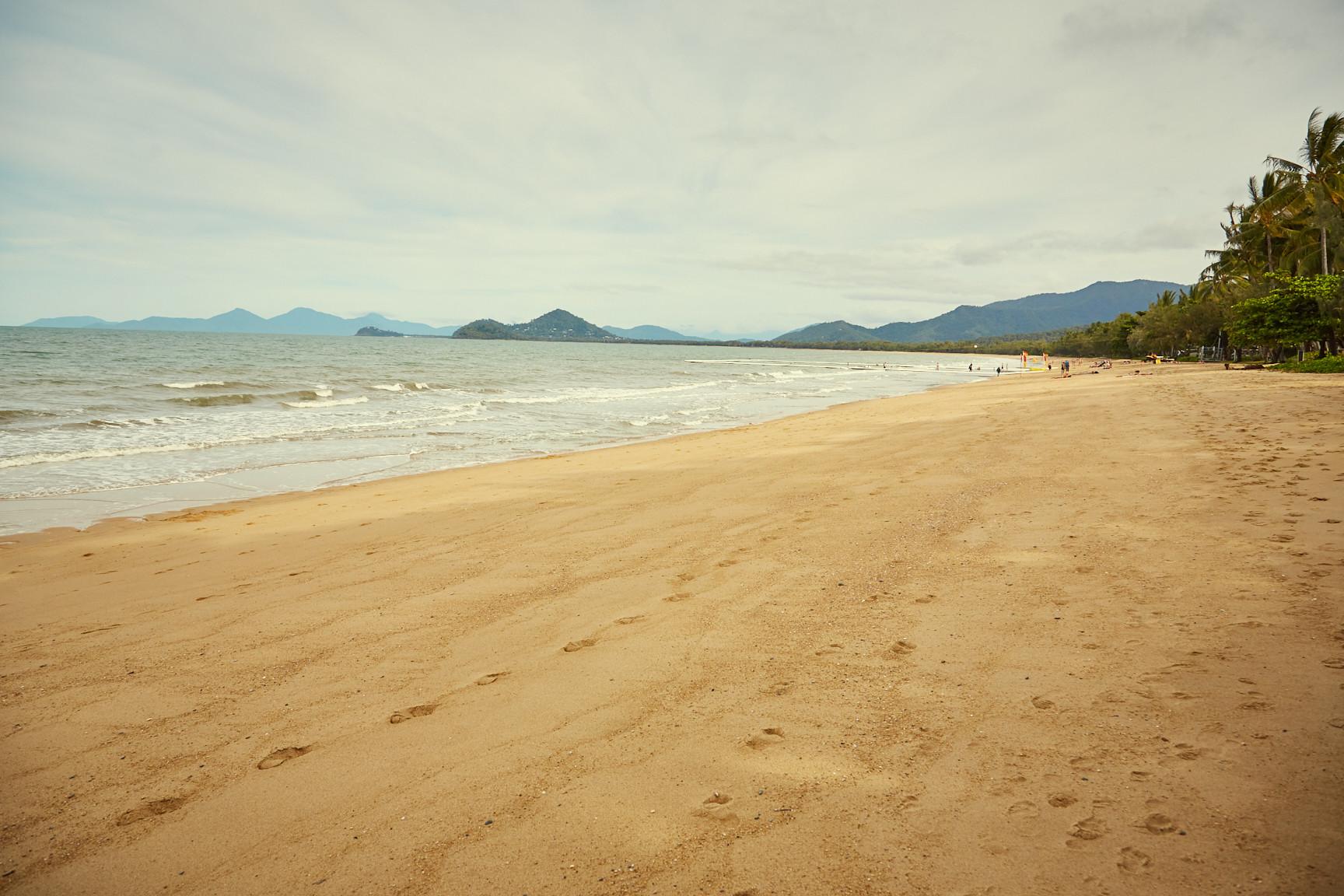 Quallen in Australien, Strand, Cairns, Quallensaison, Roadtrip, Australien, Miles and Shores