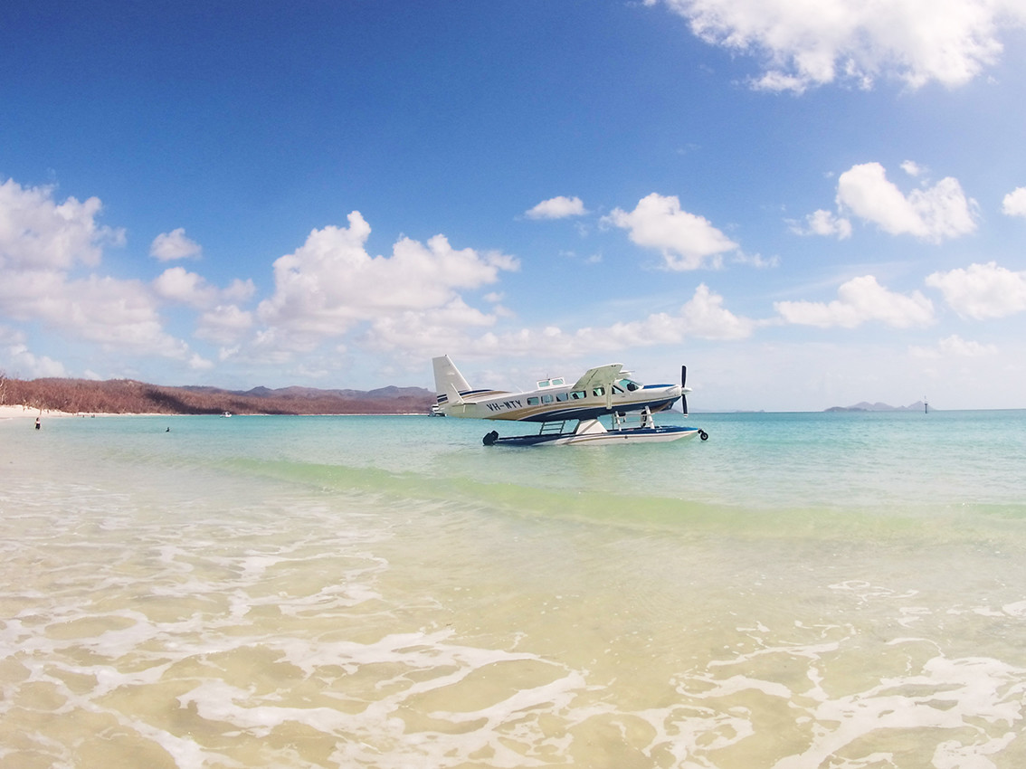 Warum ich auf den Whitsunday Islands nicht das gesehen habe wofür ich gekommen bin